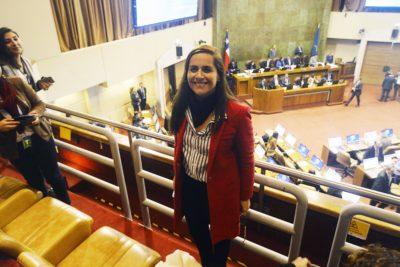 """""""Me desearon la muerte los provida"""": foto de Natalia Valdebenito en un diario sacó de quicio a los anti-aborto"""