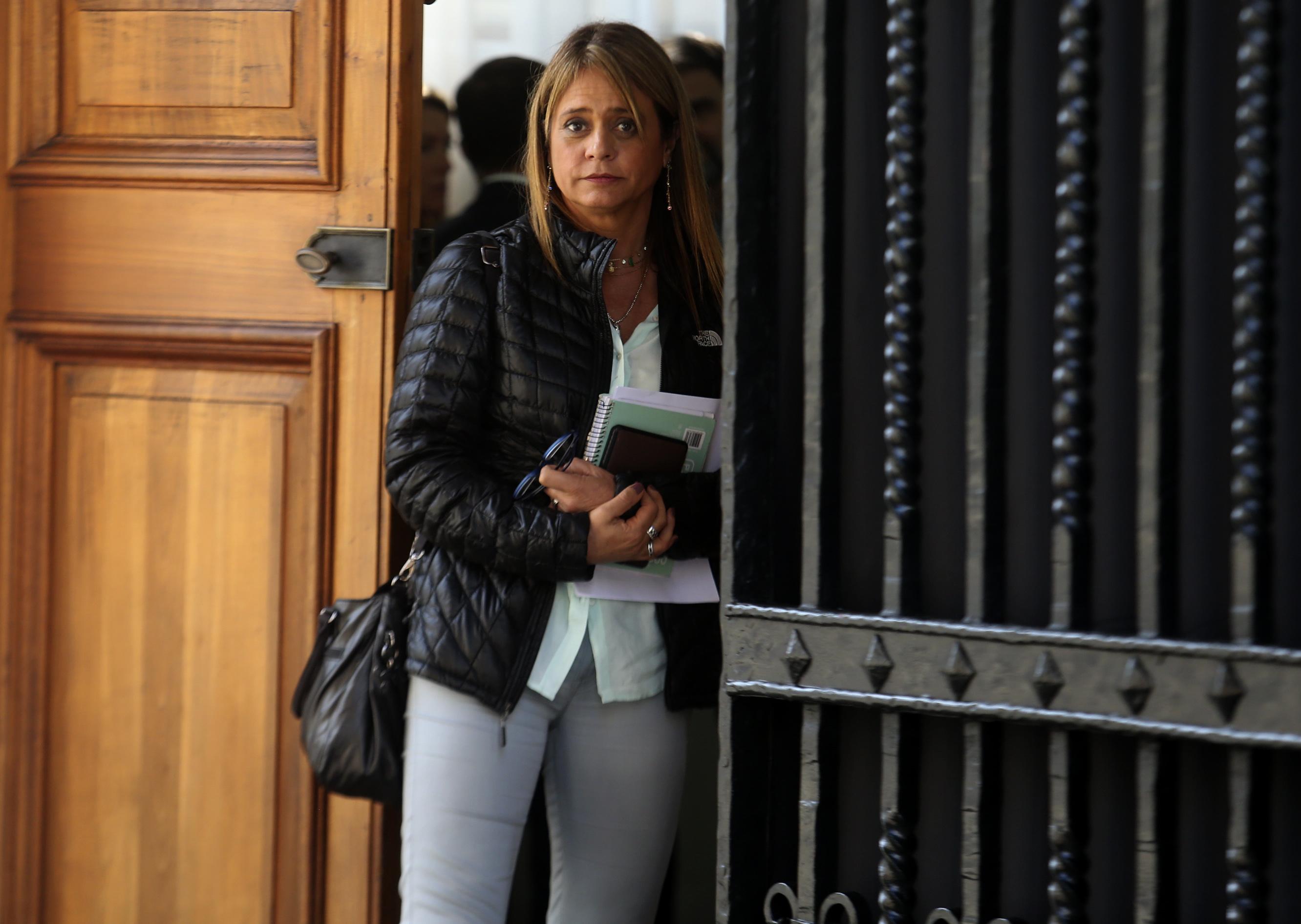 """""""Jacqueline Van Rysselberghe salió a defender al Urrutia por desafuero con frase que incendió todo"""""""