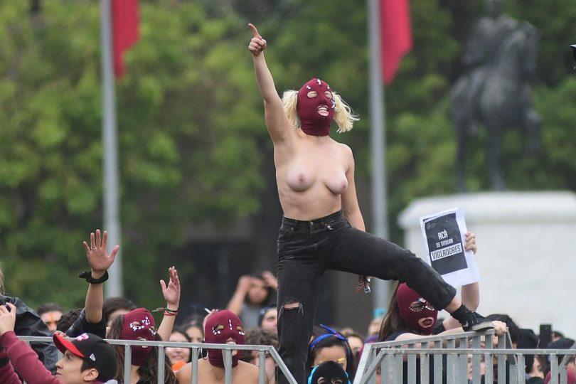 ¿Es el feminismo intrínsecamente violento?