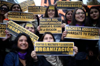 Educación no sexista, la gran ausente de la Cuenta Pública de Sebastián Piñera