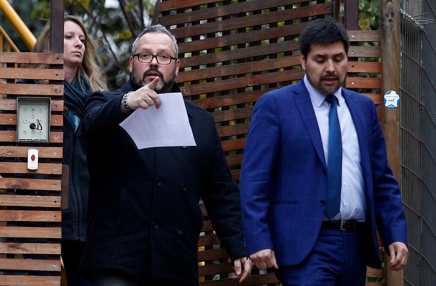 Sebastián Dávalos no para: ahora se querella contra ministro de Bienes Nacionales