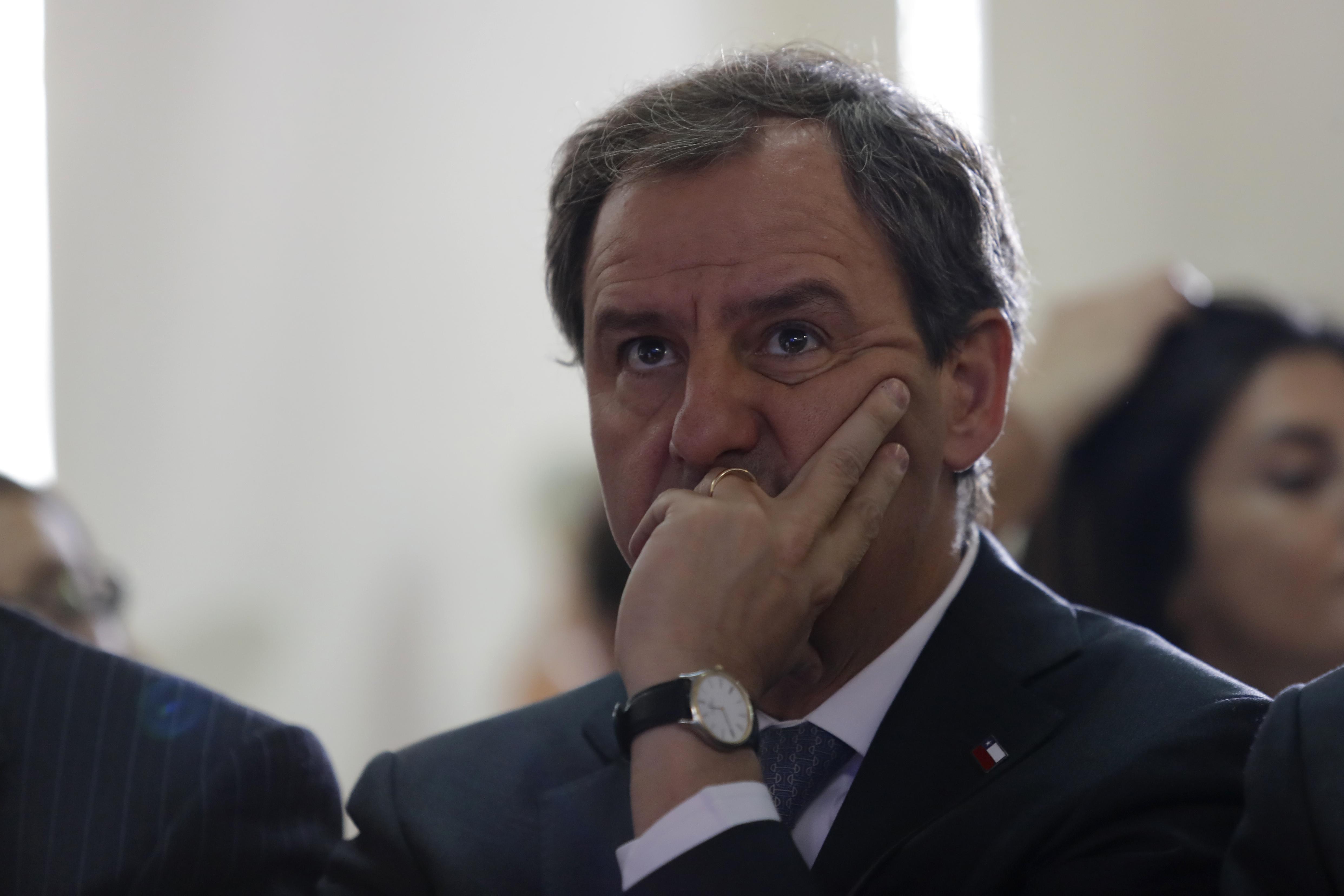 """""""Gerardo Varela justifica suspensión de clases:"""