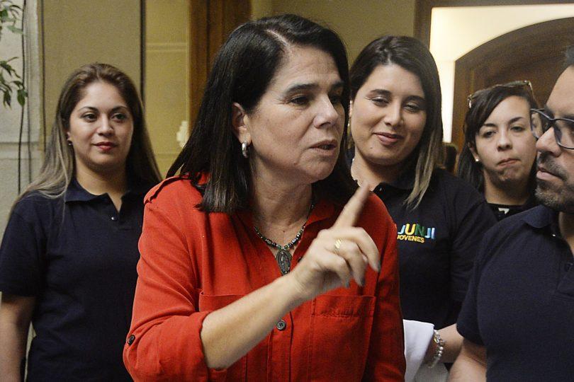 """Ximena Ossandón: """"El problema de liberales y Evópoli es que se creen dueños de la verdad final"""""""