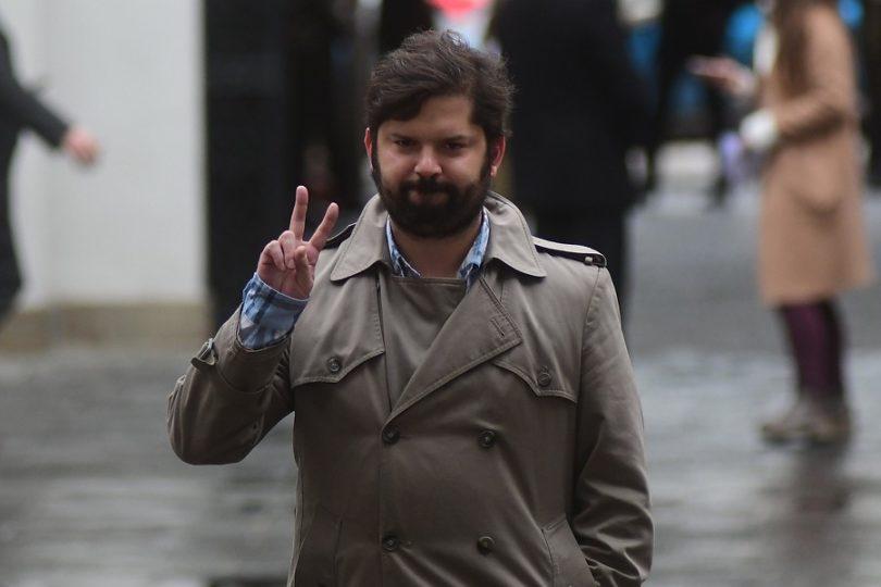 VIDEO |Gabriel Boric fue víctima de la broma del gemido porno de WhatsApp en plena comisión de Constitución