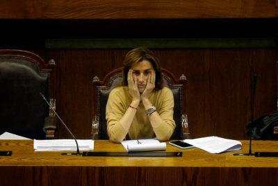 El antecedente legislativo de Marcela Cubillos en Educación: siete mociones en ocho años