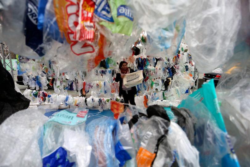 WWF Chile: el fin de las bolsas plásticas en el país es irreversible