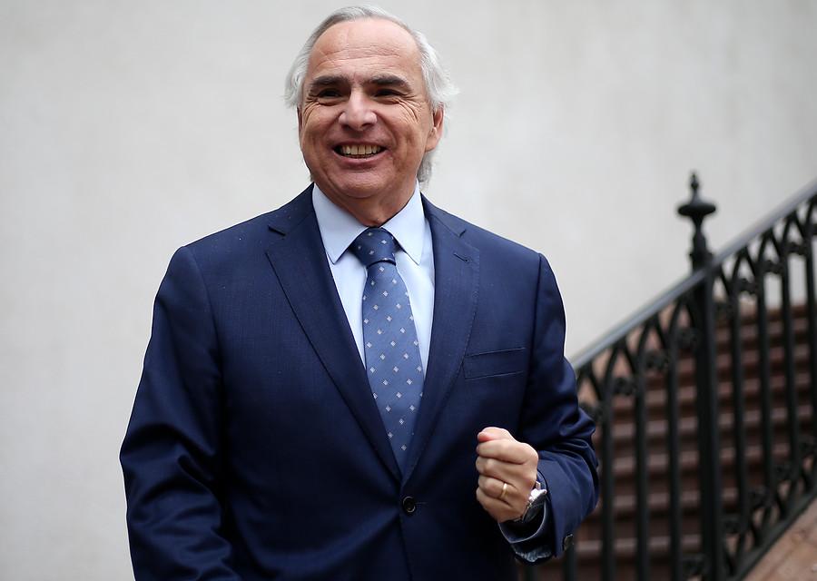 """""""La Moneda no pedirá revisión del contrato de Corfo con SQM tras vuelta de Julio Ponce Lerou"""""""