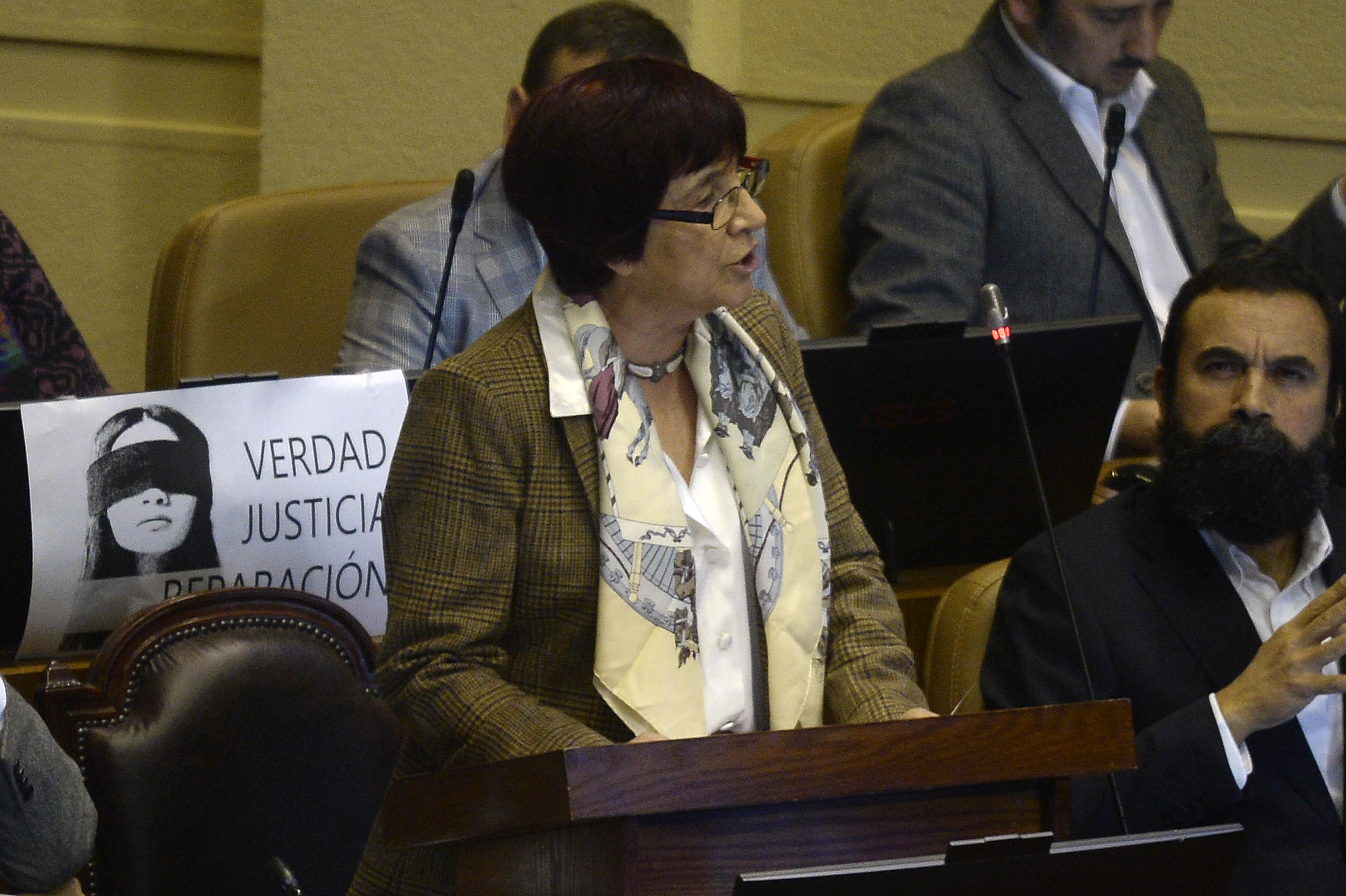 """""""Crímenes de la dictadura y agenda de Derechos Humanos marcaron interpelación de Hertz a Larraín por reparación"""""""