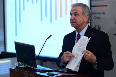 """Ministro de Hacienda: """"Lo importante no es la velocidad ni la cantidad de las reformas, sino la calidad"""""""