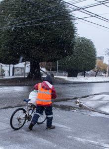 Trabajo al aire libre: cómo protegerse de las bajas temperaturas