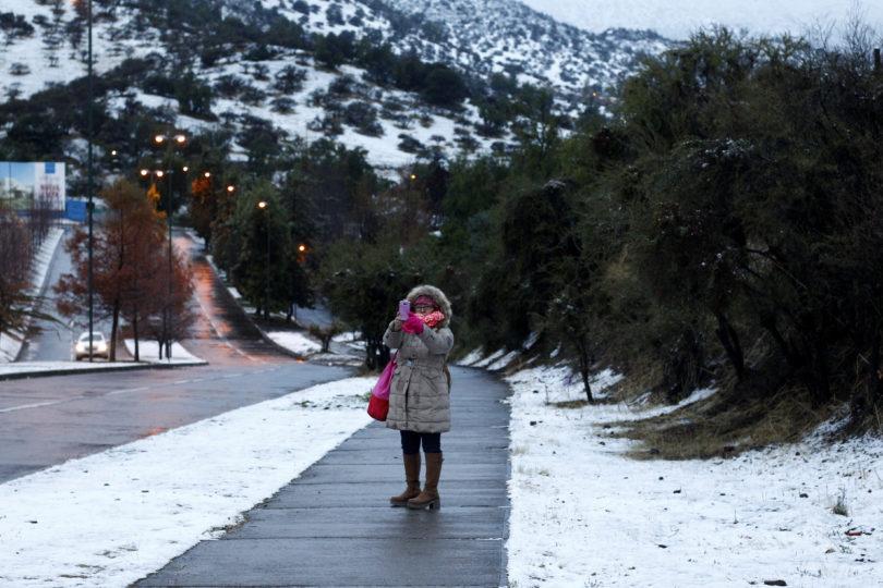 Onemi advierte sobre nueva ola de frío para los próximos días: hasta -4 grados