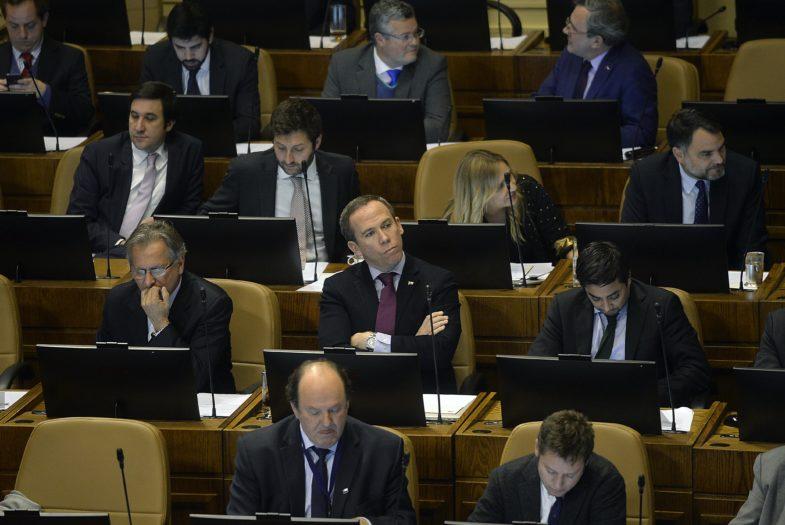 La molestia de los diputados UDI por cambios a la declaración de principios que prepara Van Rysselberghe