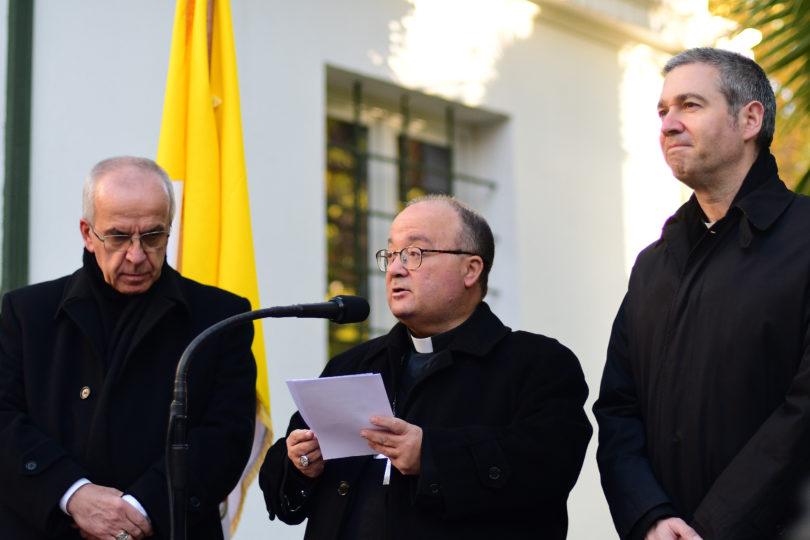 Charles Scicluna anuncia oficina del Vaticano en Chile que recibirá denuncias de abusos