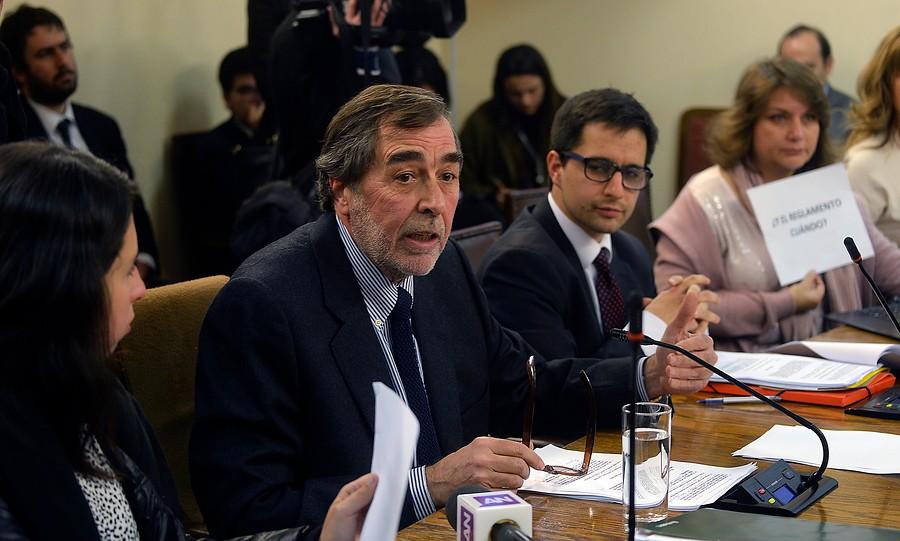 """Jorge Correa Sutil: """"Si la acusación es injusta, defenderé a alguien del Frente Amplio, la UDI o de lo que sea"""""""