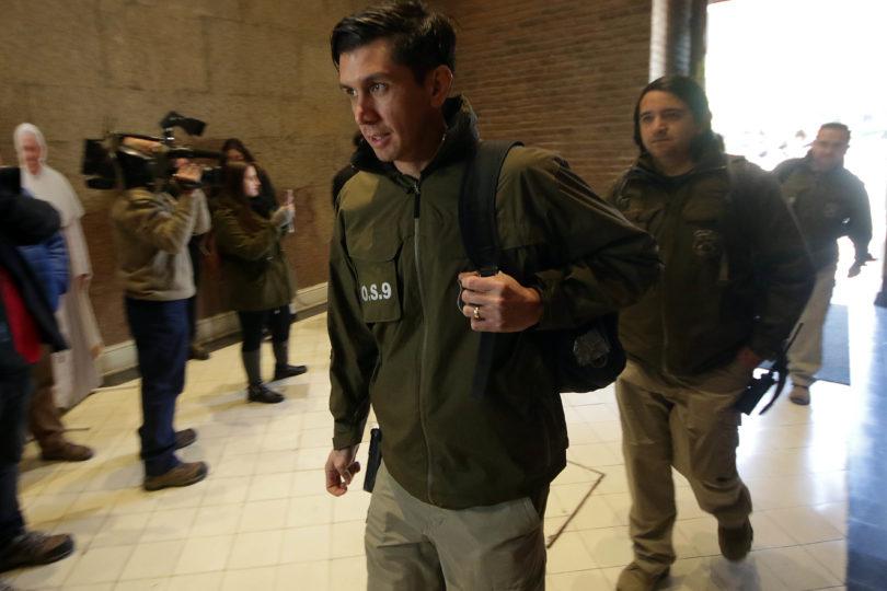 Carabineros incauta documentos del Tribunal Eclesiástico de Santiago y Diócesis de Rancagua