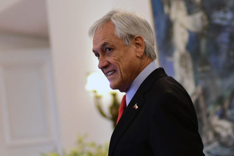 """Piñera: """"Las dietas parlamentarias en Chile, igual que otros sueldos en el sector público, son demasiado altas"""""""