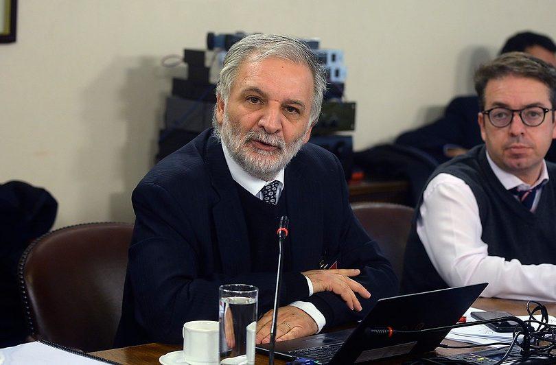 Eduardo Bitrán evita referirse a las presiones para mantener a Ponce Lerou en SQM