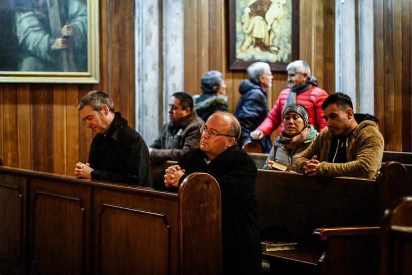 Enviado Jordi Bertomeu defiende a nuncio apostólico de acusaciones de encubrir abusos