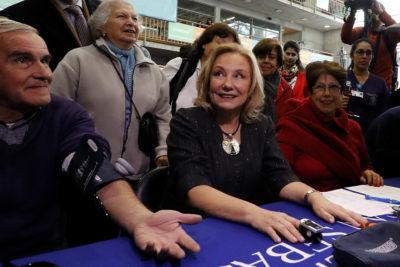 """Los viajes de Cecilia Morel y el """"perfil político"""" que quieren imprimir a la Primera Dama"""