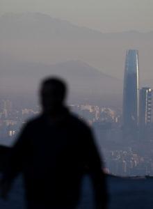 Preemergencias ambientales en Santiago son el doble de las que se registraron en todo 2017