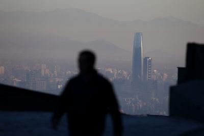 Santiago reportó la primera preemergencia ambiental del 2019
