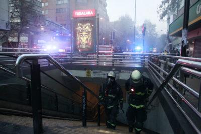 Ministerio de Transportes trabaja en nuevo plan para enfrentar emergencias en el Metro