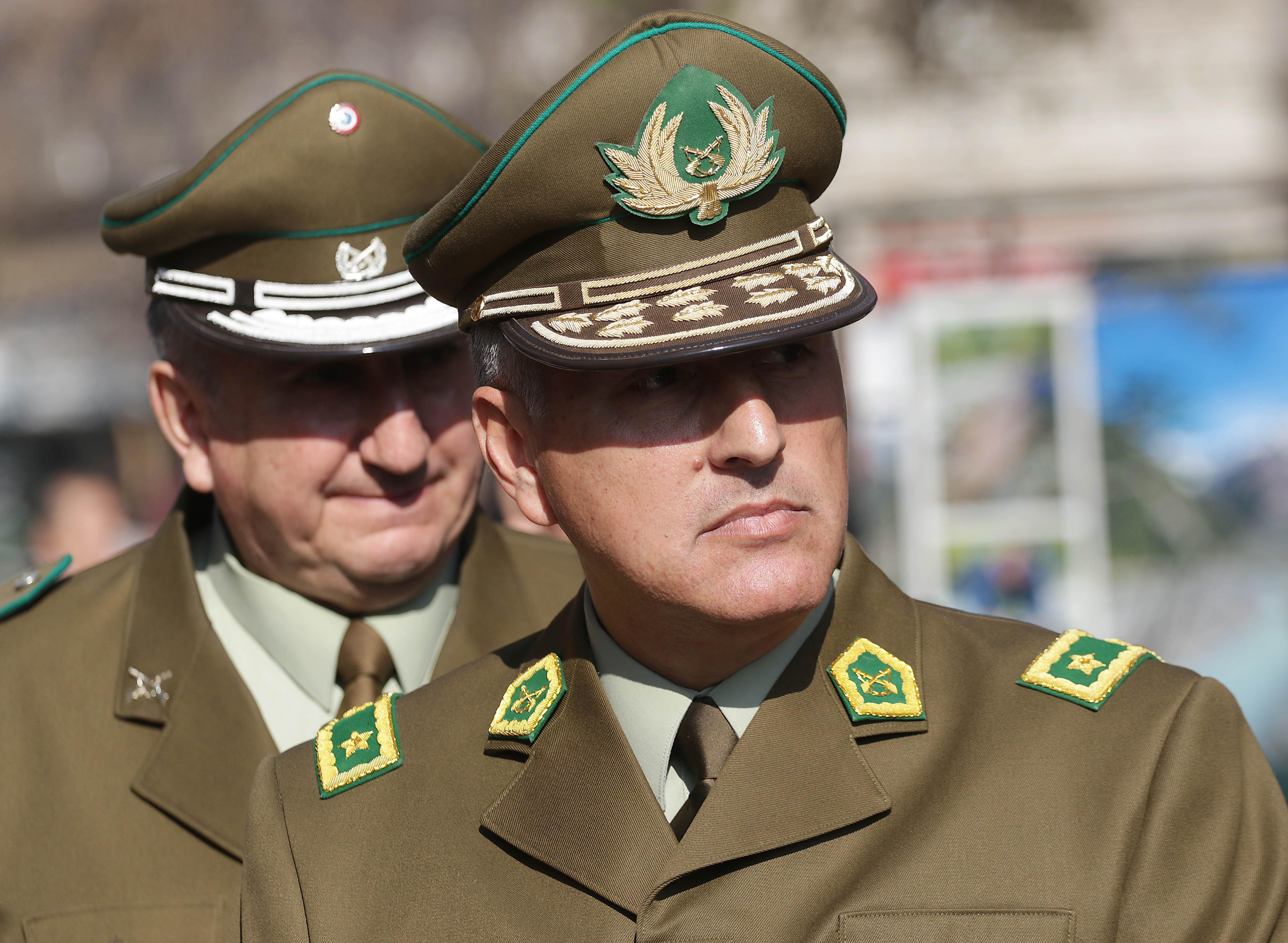 """""""Mario Rozas y crisis en Carabineros:"""