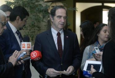 """Ministro Larraín condenó ataque a imputados por asesinato en Barrio República: """"La tortura es una práctica atroz"""""""