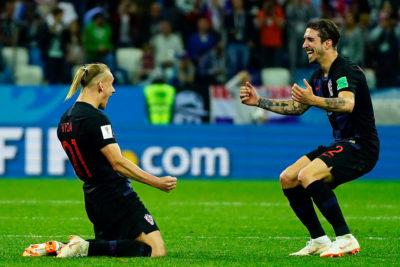 """Jugador croata responde a insultos de Sampaoli: """"Solo vi argentinos llorar como niñas"""""""