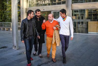 INDH se querellará por detención de Rolando Jiménez y pareja homosexual