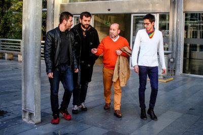 Movilh anuncia acciones legales contra Carabineros por detención de Rolando Jiménez