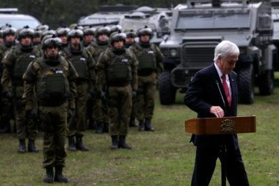 """Hermes Soto y rol del Comando Jungla: """"No está relacionado con el pueblo mapuche"""""""