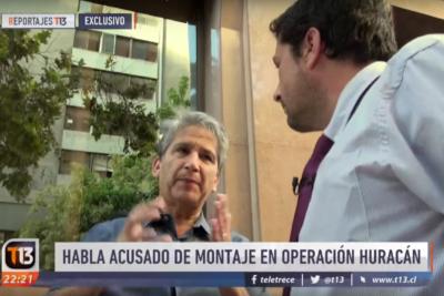 """Reportaje de """"Tío Emilio"""" bajo lupa: Fiscalía investiga polémica nota de Canal 13 sobre Antorcha"""