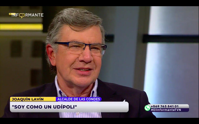 """""""VIDEO   Lavín hablaba sobre igualdad entre personas hasta que le preguntaron si aceptaba"""