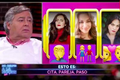"""VIDEO  Bromas por """"cita con Daniela Vega"""" y la """"feminista extrema Valdebenito"""": polémica entrevista de Ernesto Belloni"""