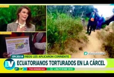 VIDEO |El momento en que Tonka Tomicic aplaude torturas a imputados por homicidio en Barrio República
