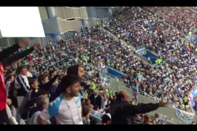 VIDEO |Hinchas argentinos echaron abajo el estadio con cántico de grueso calibre contra Sampaoli