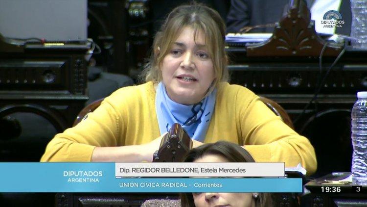 """""""Cuando nuestra perrita queda embarazada, regalamos los perritos"""": insólito argumento de diputada argentina contra el aborto"""