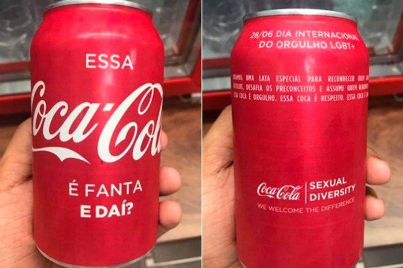 """VIDEO   """"Esa Coca es Fanta"""": la aplaudida campaña de Coca Cola Brasil en apoyo a la comunidad LGBT"""