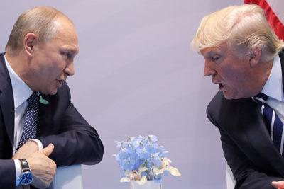Trump y Putin preparan primer encuentro del año en territorio neutro