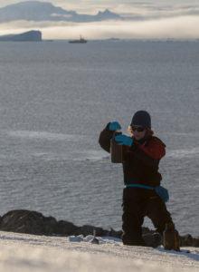 Greenpeace denuncia presencia de plástico y peligrosos químicos en la Antártida