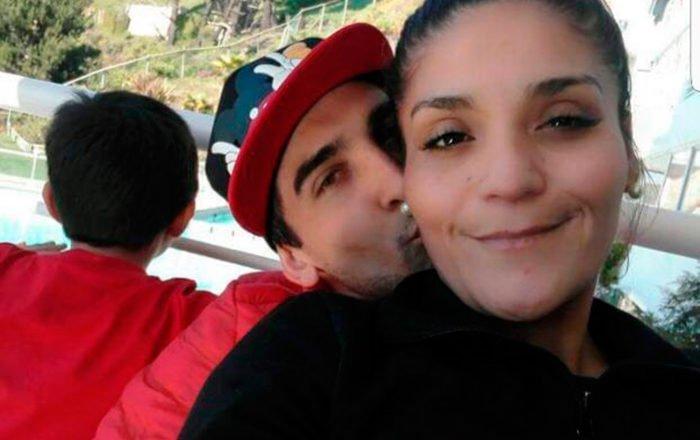 """""""Otra vez: Katherine Orellana y su esposo son detenidos por violencia intrafamiliar"""""""