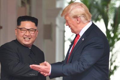 Kim Jong-un acepta invitación de Donald Trump para viajar a Estados Unidos