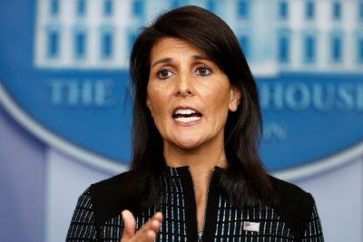 EE.UU. se retira de Consejo de Derechos Humanos de la ONU