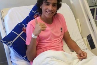 Campaña busca donantes de células madre para joven de 17 años con leucemia