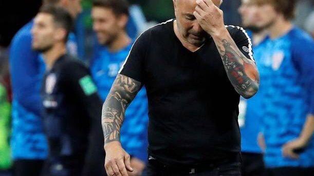 Motín en el camarín de Messi: jugadores habrían pedido que Sampaoli no dirija el último partido