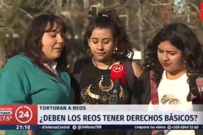 Pregunta de TVN sobre la tortura de reos en pleno 24 Horas desata lluvia de comentarios y cuestionamientos