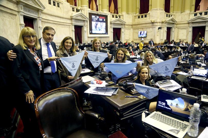 Selección de argumentos de diputados opositores al aborto en Argentina (que también se han escuchado en Chile)