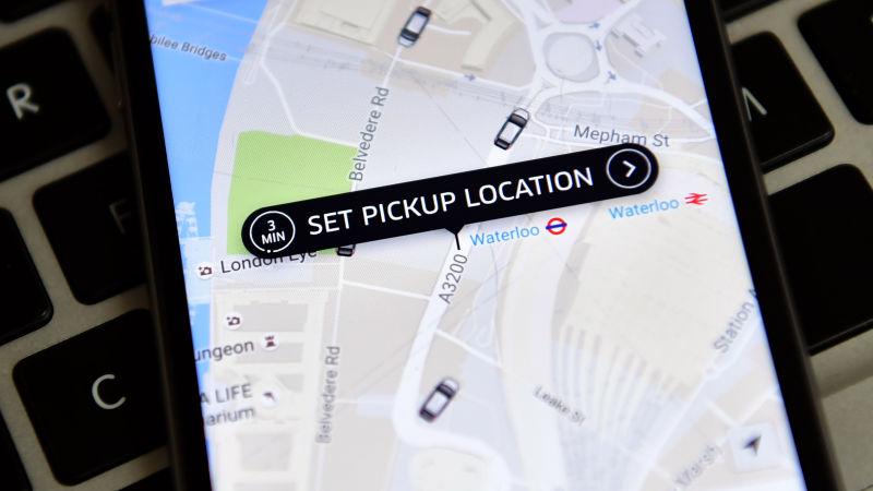 Los disparos contra Uber