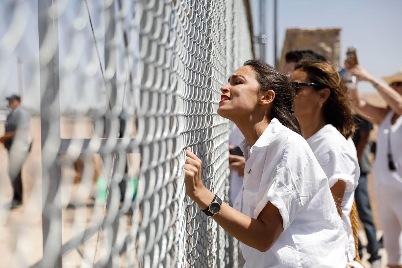 """""""Alexandria Ocasio-Cortez, la socialista latina del Bronx que enfrenta la política de Trump"""""""